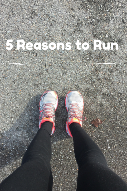 5 Reasons to Run